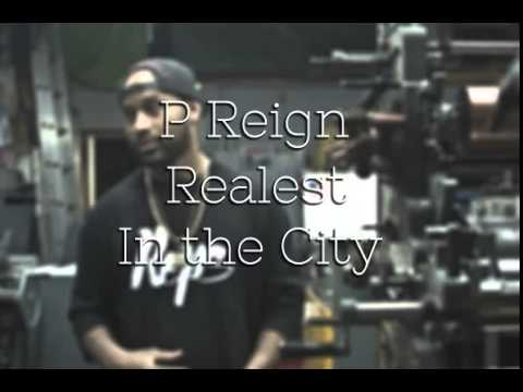 P Reign   Realest In The City ft  PartyNextDoor & Meek Mill ( Chopped + Screwed by Sir CRKS )