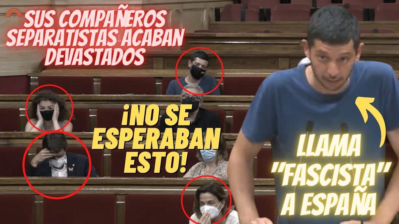 """Download Este ANTISISTEMA de LA CUP llama """"FASCISTA"""" a ESPAÑA ¡PERO NO SE ESPERABA LO QUE LE PASARÍA DESPUÉS!"""