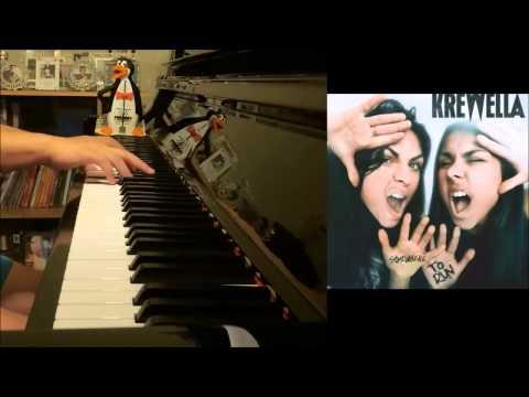 Krewella - Somewhere to Run (Advanced Piano Cover)