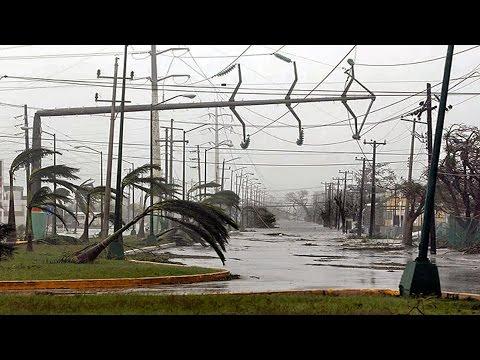 Hurricane Wilma 2005 - Lord Perry Harber