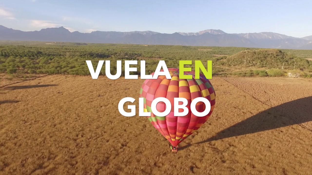 Vuelo en globo aerostático en Monterrey - IBO Aerostat