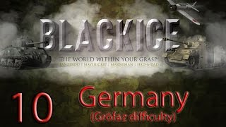 HOI III Black ICE Germany Gröfaz difficulty Ep10