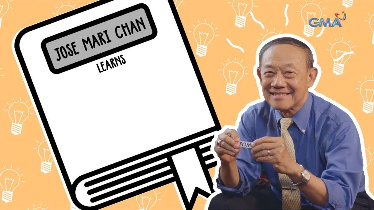 Jose Mari Chan learns millennial words