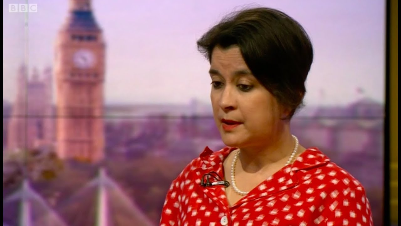 Shadow Attorney General Shami Chakrabarti on BBC's The Andrew Marr Show
