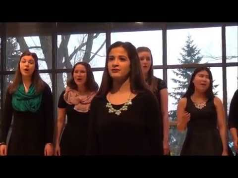 Fight Song-Audial Sunshine A Capella Cover