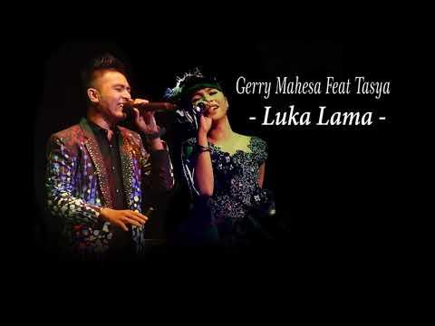 NEW PALLAPA Gerry Mahesa Feat Tasya Rosmala   Luka Lama - goyang donk duet uwasek