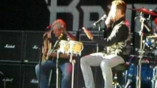 Night Ranger - When You Close Your Eyes 2009 @ The Alameda County Fair, Pleasanton, CA, July 3