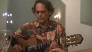 Play Felicidade (arr. R. Dyens for guitar)