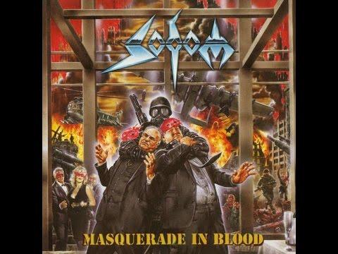 SODOM - Masquerade In Blood [Full Album] HQ