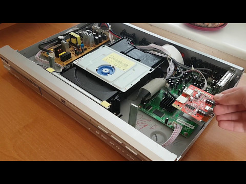НЕколхозная переделка: Bluetooth DVD-проигрывателю