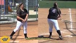 Kelsey Ramirez's Softball Skills Video - 2018 1B - OC Batbusters 16U-Mauga