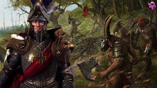 25,000 Beastmen Survival Battle! - Empire Stand at the Drakwald - Total War Warhammer 2