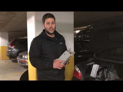 BimmerTech BMW E60 535i Combox Retrofit DIY Part 2