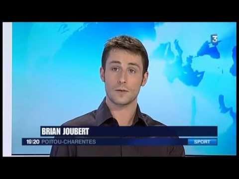 BRIAN JOUBERT : an interview after Worlds 2013 & before WTT-2013