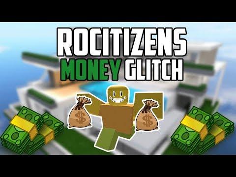 RoCitizens Money Glitch   ROBLOX (NEW VERSION IN DESCRIPTION!)