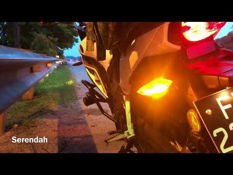 Singapore to Thailand solo ride [4K]