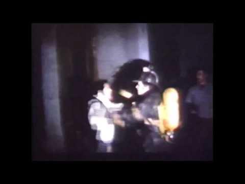 FDNY Ladder 43 Vintage Movie