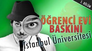 İstanbul Üniversitesi Öğrenci Evi Baskını 2 - Hayrettin