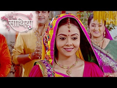 28th march 2014 saathiya serial