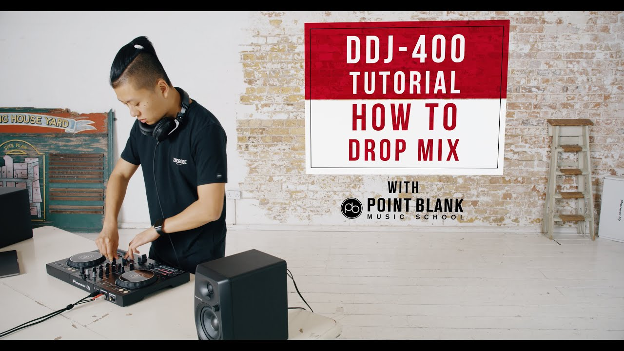 Watch Point Blank's DDJ-400 Basics Tutorial