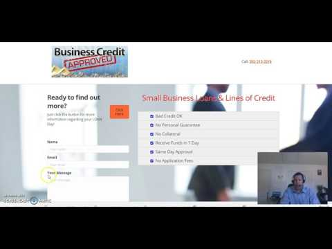 alternative funding sources working capital unsecured bsiness loan