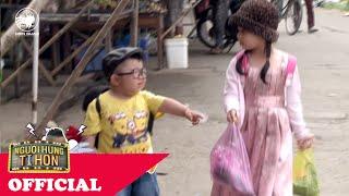 Người Hùng Tí Hon | Ku Tin và Ngọc Hân đi chợ giúp mẹ