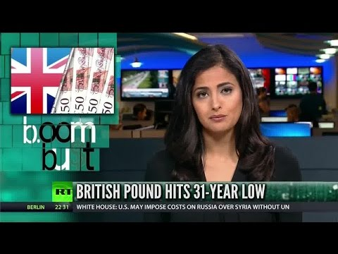 [695] Pound hits 31-year low, US initial jobless claims hit