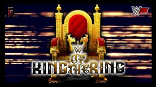 """""""Time To Crown A New King"""" as King of The Ring Returns! (WWE 2K Universe Mode Promo)"""