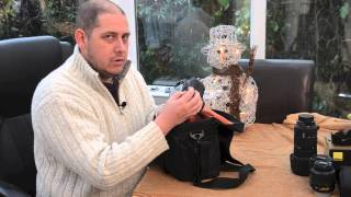 Lowepro Adventura 170 review by GRVO TV
