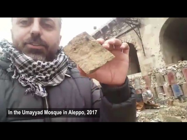Standing up for peace in Syria