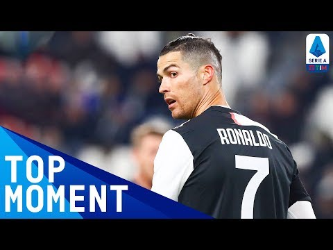 CR7's Match Winning Goal | Juventus 2-1 Parma | Top Moment | Serie A TIM