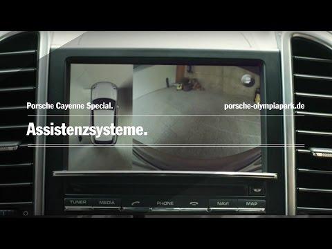 Porsche Cayenne - Assistenzsysteme