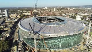 19/10/18 Tottenham Hotspur New Stadium Reverse