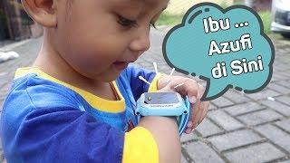Drama Azufi Hilang dari Rumah Untung Ada Jam Tangan Ajaib Ini Imoo Watch Phone For Kids