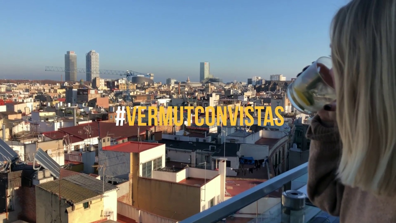 Grand Hotel Central Barcelona Vermouth With A View - Sky Bar At Grand Hotel Central Barcelona - Youtube