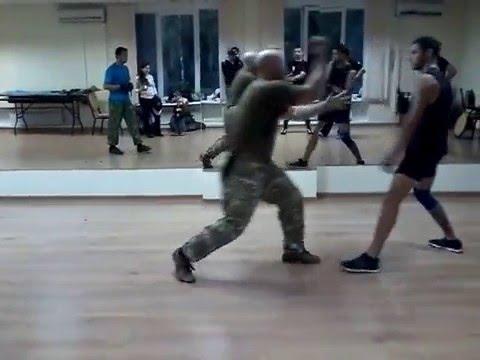 Школа русского ножевого боя в гостях у Толпара (Домодедово) 08