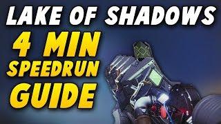 FARM THE NIGHTFALL IN 4 MINUTES! - Lake of Shadows Speedrun Guide (Destiny 2 Forsaken)