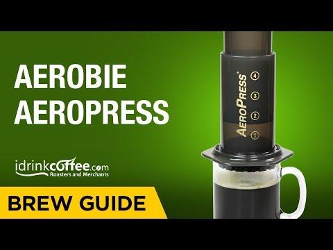 Aeropress Brew Guide