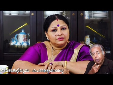 Memories With Thilakan & Narendra Prasad  | Ponnamma Babu | Molly Wood Cine Actor