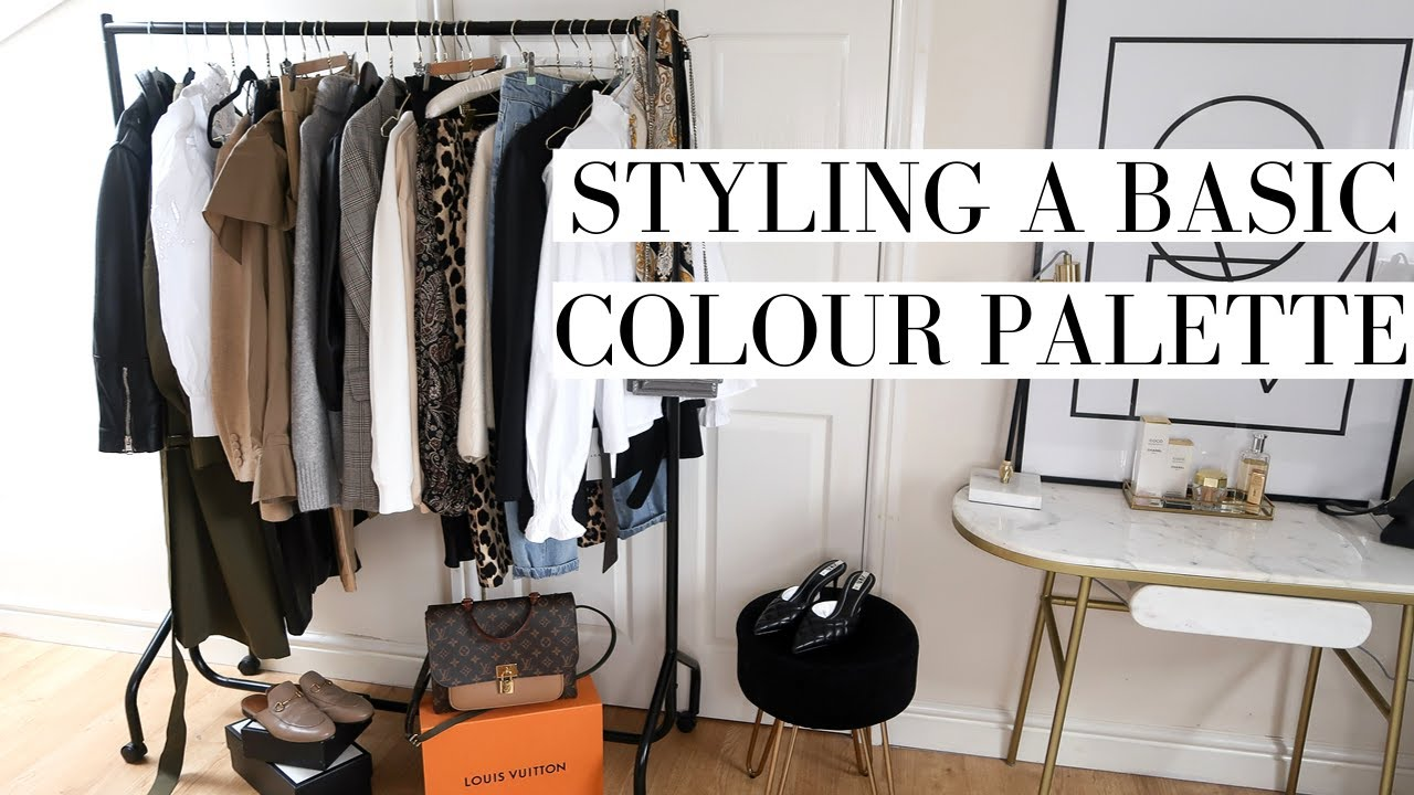 [VIDEO] - STYLING NEUTRALS FOR AUTUMN 2019 | Lydia Tomlinson Styling 2
