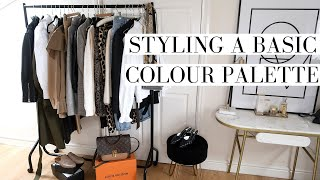 STYLING NEUTRALS FOR AUTUMN 2019 | Lydia Tomlinson Styling