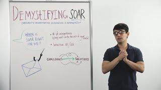 Whiteboard Wednesday: Demystifying SOAR