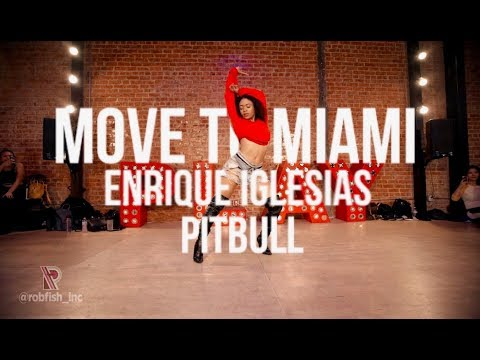 MOVE TO MIAMI by Enrique Iglesias | ALEXIS BEAUREGARD