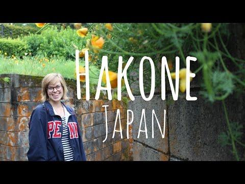 being naked in HAKONE | Japan travel vlog 2