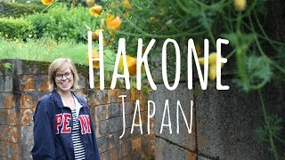 being naked in HAKONE | Japan travel vlog 2