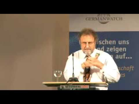 Germanwatch Jubiläum - Rede Robert Watson (english) - Keynote speech