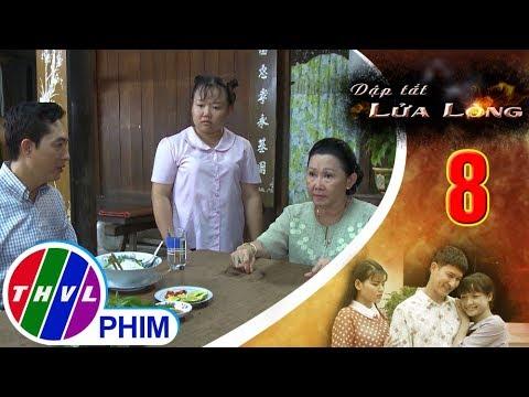 THVL |Dập tắt lửa lòng-Tập 8[5]: Phú chỉ chỗ cho Thành đi tìm bà Ba Sa rồi méc lại với má vợ