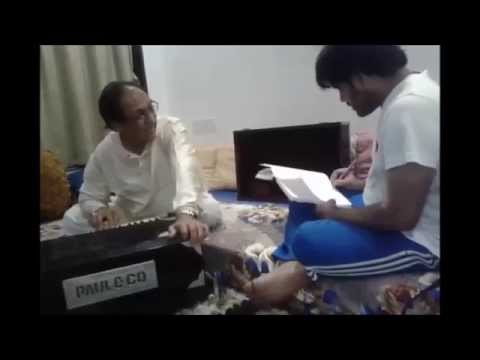 Javed Ali & Ustad Ghulam Ali Khan Sahab