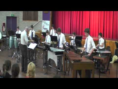 Suite For Solo Drumset And Percussion - Riverview Percussion Ensemble