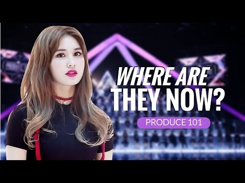 PRODUCE 101: where are they now? [PART 5]